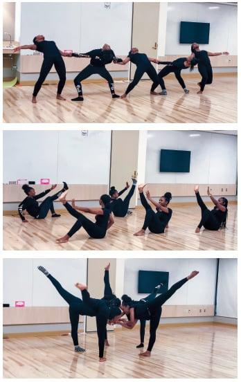 Embodied Physics 3 Dances