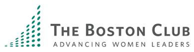 The Boston Club Logo