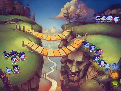 Zoombinis Game