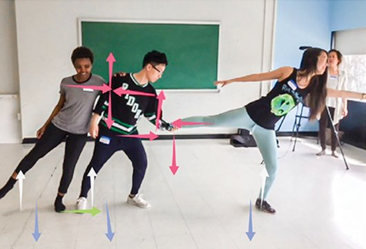 Embodied Learning through Dance and Physics
