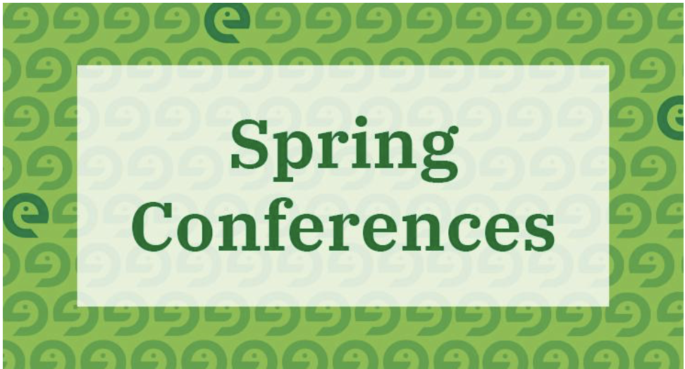 Spring 2020 Conferences